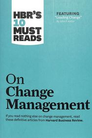 HBR's 10 Must Read on Change