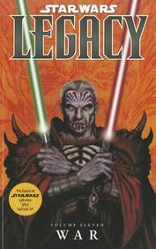 Star Wars Legacy, Volume 11 WAR