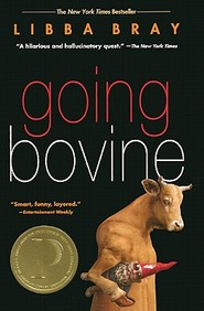 Going Bovine (Turtleback School & Library Binding Edition)