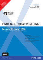 Pivot Table Data Crunching : Microsoft Excel 2010
