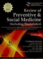 Review of Preventive and Social Medicine (With CD)