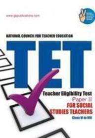 Tet (Social Studies Teachers, Paper -2) (Paperback)