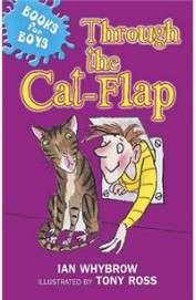 Through the Cat Flap 8 (Books for Boys)