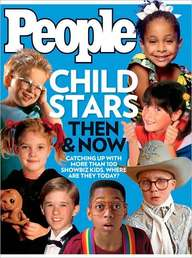 People: Child Stars, Then & Now: Catching Up With More Than 100 Showbiz Kids. Where Are They Today?