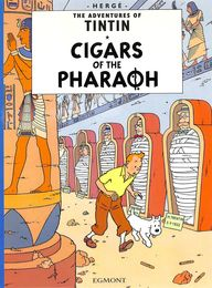 Tintin: Cigars of the Pharaoh
