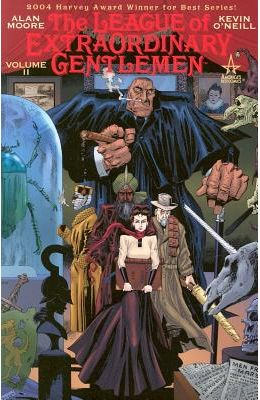 League Of Extraordinary Gentleman, The Vol 02