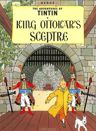 King Ottokar's Sceptre (Tintin) (French Edition)