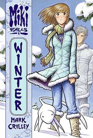 Winter (Turtleback School & Library Binding Edition) (Miki Falls)
