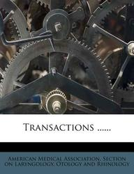 Transactions ......