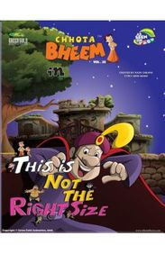 This Is Not The Right Size - Chhota Bheem Vol 35