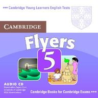 Cambridge Young Learners English Tests Flyers 5 Audio CD price comparison at Flipkart, Amazon, Crossword, Uread, Bookadda, Landmark, Homeshop18