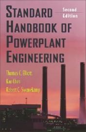 Standard Handbook Of Powerplant Engineering, 2nd Edition
