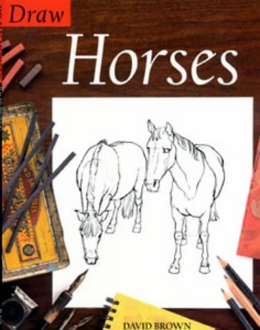 Draw Horses (Draw Books)