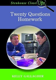 Twenty Questions Homework