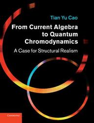 From Current Algebra to Quantum Chromodynamics: A Case for Structural Realism