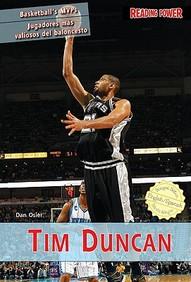 Tim Duncan (Basketball's MVPs/Jugadores Mas Valiosos del Baloncesto)