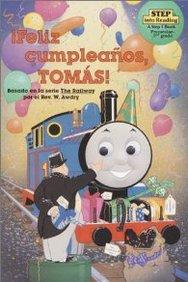 Feliz Cumpleanos, Tomas! (Step into Reading) (Spanish Edition)