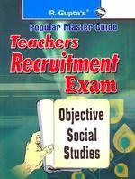 Teachers Recruitment Exam: Objective Social Studies (Paperback)