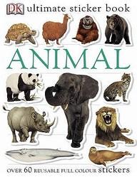 Animal Ultimate Sticker Book (Ultimate Sticker Books)