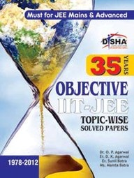 35 Years Objective IIT-JEE Topic-Wise Solved Papers (1978-2012)