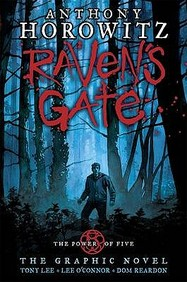 The Power Of Five 01. Ravens Gate. Graphic Novel