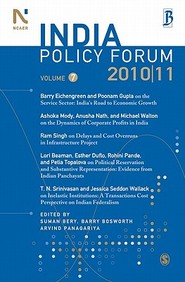 India Policy Forum 2010-11: Volume 7