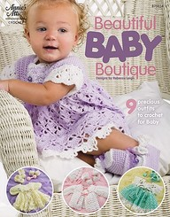 Beautiful Baby Boutique (Annie's Attic: Crochet)