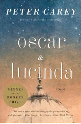 Oscar and Lucinda: Movie Tie-In Edition