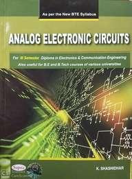 Analog Electronic Circuits 3rd Sem. Diploma