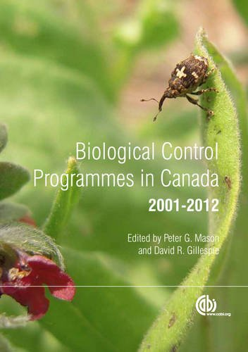 Biological Control Programmes in Canada 2001-2012 price comparison at Flipkart, Amazon, Crossword, Uread, Bookadda, Landmark, Homeshop18