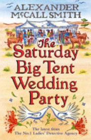 Saturday Big Tent Wedding Party