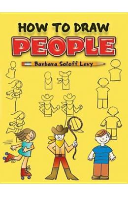 How To Draw People (Dover Pictorial Archive Series)