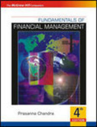 Fundamentals Of Financial Management, 4ed