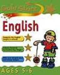 English 5-6 (Gold Stars Workbooks)