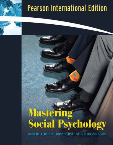Mastering Social Psychology price comparison at Flipkart, Amazon, Crossword, Uread, Bookadda, Landmark, Homeshop18