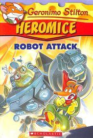 Heromice 2 : Robot Attack