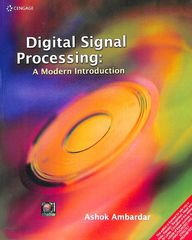 Digital Signal Processing: A Modern Introduction