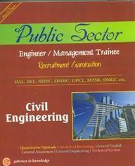 Civil Engineering Public Sector Engineer/ Management Trainee Recruitment Exams