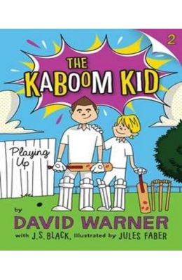 Playing Up: The Kaboom Kid#2