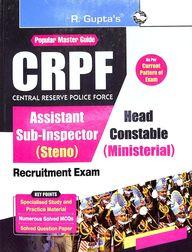 CRPF ASI/SI/HC (Steno/Clerk/Min.) Guide