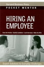 Hiring an Employee (Pocket Mentor)