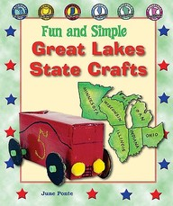 Fun and Simple Great Lakes State Crafts: Michigan, Ohio, Indiana, Illinois, Wisconsin, and Minnesota price comparison at Flipkart, Amazon, Crossword, Uread, Bookadda, Landmark, Homeshop18