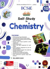 Evergreen ICSE Self-Study in Chemistry (Class-10)
