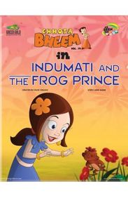 Indumati & Frog Prince : Chhota Bheem Vol 79