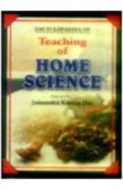 Encyclopaedia Of Teaching Of Home Science (Set Of 3 Vols. )