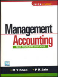 Management Accounting 5th Edition