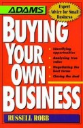 Adams Buying Your Own Business