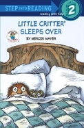 Little Critter Sleeps Over (Little Critter) (Step into Reading)