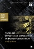 Energy Market Experience: Tackling Investment Challenges in Power Generation in IEA Countries