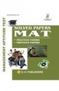 Mat Solved Papers (Management Aptitude Test) With Practice Cd
